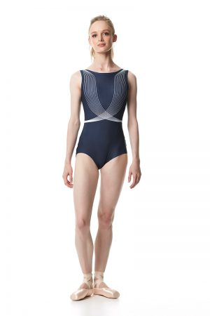 ROYAL SWEEP LEOTARD