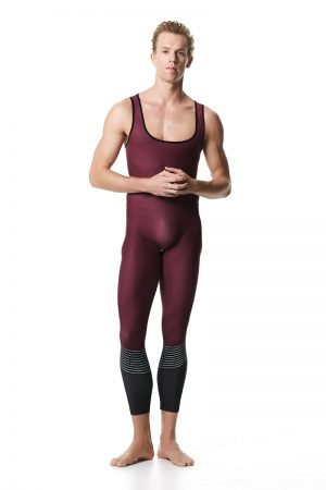 ROYAL SWEEP UNITARD